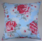 "Cushion Cover in Cath Kidston Rose Bloom 14"" 16"" 18"" 20"""